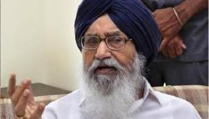 Former Punjab CM Parkash Singh Badal indicted in sacrilege case