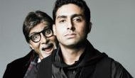 Manmarziyaan actor Abhishek Bachchan got trolled over living with his parents; see what Junior Bachchan replied