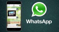 आईफोन यूजर्स के लिए नए फीचर्स लाया व्हॉट्सऐप