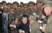 उत्तर कोरिया ने दागीं पांच मिसाइलें