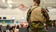 Man with suicide bomb belt shot at Brussels central station