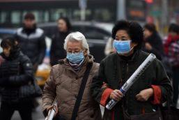 चीन: प्लास्टिक के थैलों में बिक रही है ताजी हवा