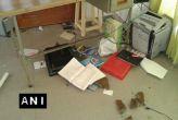हैदराबाद यूनिवर्सिटी: छात्रों ने वीसी के घर पर की तोड़फोड़