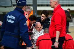 Terror hits Brussels. Blasts at airport & Metro station kill 34 people, ISIS claims responsibility