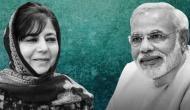 'India is not Modi & Modi isn't India,' Mehbooba Mufti's rebuttal to PM Modi's remark