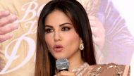 Why did Sunny Leone slap a reporter ahead of her Holi special performance in Gujarat?