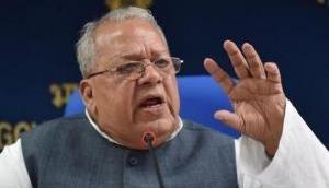 कलराज मिश्र का BJP की रैली में हिंसक बयान, कहा- मेरा प्रदेश होता तो गोली मार देता
