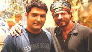 द कपिल शर्मा शो के पहले एपिसोड के लिए शाहरुख ने की शूटिंग
