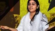 भंसाली-दीपिका के बाद करणी सेना के निशाने पर आई मुलायम की बहू