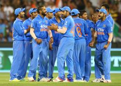 India slips to fourth in ICC ODI, second in T20 rankings