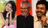 Karthi, Sai Pallavi to start shooting for Mani Ratnam's film in Kashmir this September