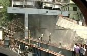 कोलकाता में निर्माणाधीन पुल ढहा, 10 मजदूरों की मौत