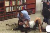 वीडियोः ब्राजील में महिला जज को कोर्ट में जलाने की कोशिश