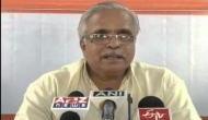 राम मंदिर को लेकर RSS को कोई जल्दी नहीं, भैयाजी जोशी ने कहा 2025 में बनेगा