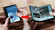 जल्द फोल्डेबल स्क्रीन वाले फैबलेट ला सकती है सैमसंग!