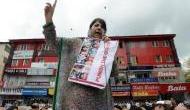जम्मू-कश्मीर में सीएम महबूबा के कार्यक्रम में लगा आज़ादी का नारा