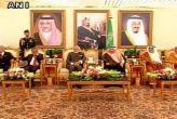 सऊदी अरब: मोदी के स्वागत में 'भारत माता की जय'
