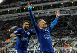 Leicester 1-0 Southampton: Morgan's header helps team top table with seven points clear