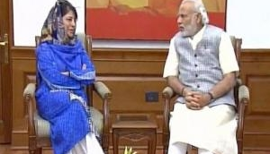 Mehbooba Mufti to KCR; Opposition congratulates PM Modi for his landslide victory