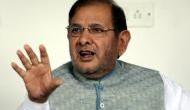 Sharad Yadav embarrassing himself by revolting against NDA merger: JD(U)