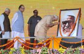 Modi usurps Jagjivan Ram, tries to woo Dalits away from Mayawati