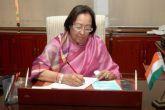 'भारत माता की जय' बोलने में कोई परेशानी नहीं: नजमा हेपतुल्ला