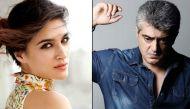 Kollywood: Kriti Sanon to romance Ajith in Thala 57?
