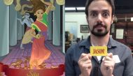 Man who blogs stories of thousands of 'Rejected Princesses' tells us why