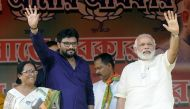 Music for Mamata's ears: Babul Supriyo out of tune with Asansol voters