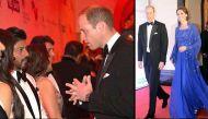 In pics: Shah Rukh Khan, Aishwarya, Sonam, other Bollywood stars meet Prince William and Kate