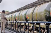 5 लाख लीटर पानी के साथ लातूर पहुंची राहत की रेल