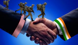 Does the Logistics Exchange Agreement help the US more than India?