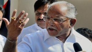 रिपोर्ट का दावा- येदियुरप्पा ने भाजपा के केंद्रीय नेताओं को दिए 1000 करोड़, कांग्रेस ने की जांच की मांग