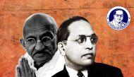 गांधी नहीं, अंबेडकर हैं राजनीति के सबसे बड़े नायक