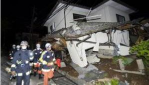 Japan earthquake kills 9, more aftershocks expected next week