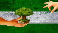 Nitish aims at a wider platform and a new symbol