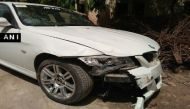 Another hit-and-run: Speeding BMW rams into bystanders in Noida; three injured