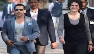 BJP attacks Rahul, Priyanka Gandhi over farmhouse rented to