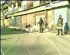कश्मीर घाटी में बिगड़े हालात, अलगाववादियों का बंद