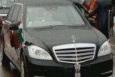 गृह मंत्रालय ने राष्ट्रपति के कार की सूचना नहीं दी, सोशल मीडिया पर जानकारी उपलब्ध