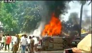 Bengaluru: Violence mars 2nd day of factory workers protest against PF withdrawal