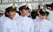 Good news! 7 Indian Navy women officers have now got permanent commission