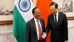 NSA डोभाल और चीनी विदेश मंत्री वांग यी करेंगे मुलाकात, सीमा विवाद पर होगी चर्चा