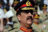 पाकिस्तान: राहिल शरीफ ने फौज के 12 भ्रष्ट अफसरों को बर्खास्त किया