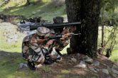 जम्मू-कश्मीर: कुपवाड़ा एनकाउंटर में तीन आतंकी ढेर