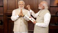 PM Modi's wax statue unveiled at four Madame Tussauds museums