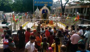 Women devotees at Nashik temple assaulted while entering inner sanctum