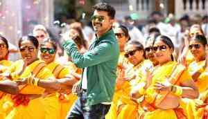 1 Year Of Blockbuster Theri : Ilayathalapathy Vijay starrer trends worldwide