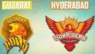 आईपीएल: सनराइजर्स हैदराबाद ने गुजरात लायंस को 10 विकेट से रौंदा