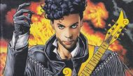 As the doves cry, purple rain envelops the internet. Prince, you'll be missed